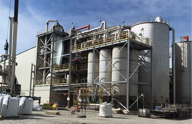 China ISO9001 Ethanol Plant , 99.9% Alcohol Dehydration Plant Fully Automatic factory