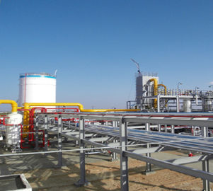 China Low Energy Consumption LNG Plant For Recovering Natural Gas Liquids From Natural Gas distributor