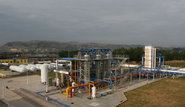 China Easy Operation LNG Plant , Liquefied Natural Gas Plant For Peak - Shaving Facilities distributor