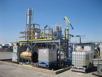 China 99.9% Fuel Alcohol Plant Industrial Use Alcohol Dehydration Plant Long Life distributor