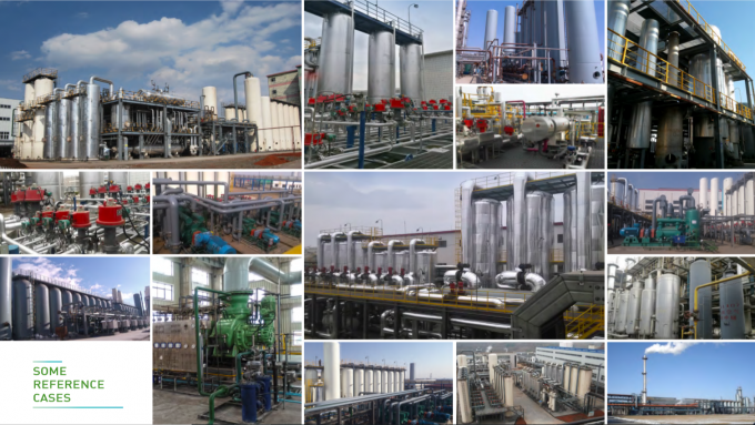 Highly Purity Ethanol Dehydration Plant Dehydrated Alcohol